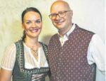 Dr. Simone Spranz und ihr Mann Kasper Osthoff